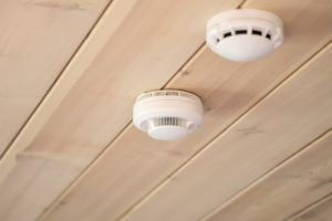 It is important to have a carbon monoxide detector on each floor of your home