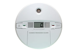carbon monoxide alarms are an important safety device
